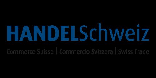 Logo:  Handel Schweiz