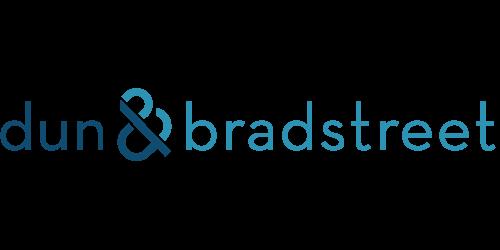 Logo:  Dun Bradstreet