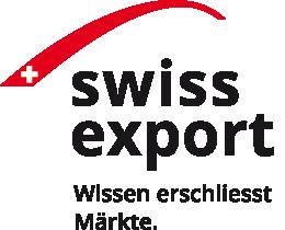 Swiss Export: Wissen erschliesst Märkte.